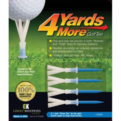4 Yards More Blue