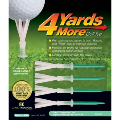 4 Yards More Green